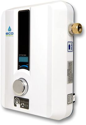 8. EcoSmart ECO 11 Self-Modulating Tech 13KW 240V Electric Tankless Water Heater