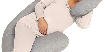 Top 10 Best C-Shaped Pregnancy Pillows in 2021 Reviews