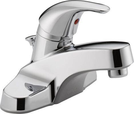 7. Peerless Bathroom Faucet, Chrome P136LF