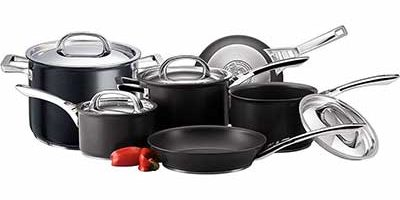 Top 10 Best Stainless Steel Cookware Sets in 2021 Reviews