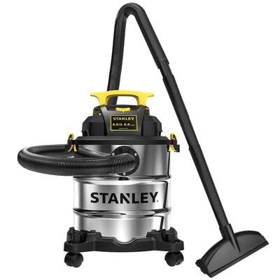 7. Stanley SL18116 Vacuum Cleaner, 6 Gallon