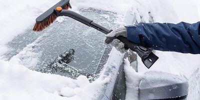 Top 10 Best Snow Brushes with Ice Scrapers in 2021 Reviews