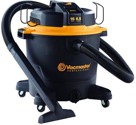 4. Vacmaster Professional 16 Gallon Vacuum Cleaner, Black
