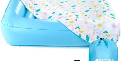 Top 10 Best Portable Toddler Travel Bed in 2021 Reviews