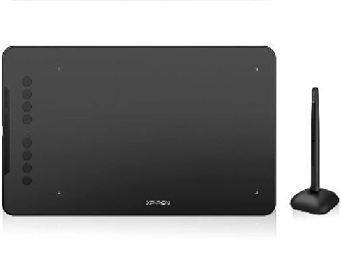 8. XP-Pen Digital Graphics Drawing Tablet with a Drawing Pen (8192 Levels Pressure)