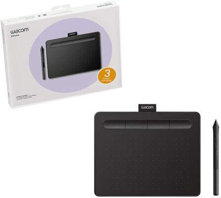 4. Wacom CTL4100 Graphics Drawing Tablet, Black