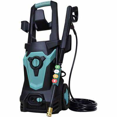 7. PowRyte 3800 PSI 2.6 GPM High-Pressure Cleaner Elite Electric Power Washer