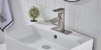 Top 10 Best Bathroom Sink Faucets in 2021 Reviews