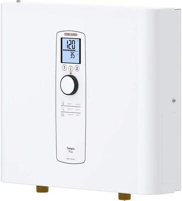 1. Stiebel Eltron Eco White On-Demand Unit Tempra 20 Plus Electric Tankless Water Heater