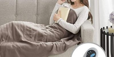 Top 10 Best Electric Heated Blankets in 2021 Reviews