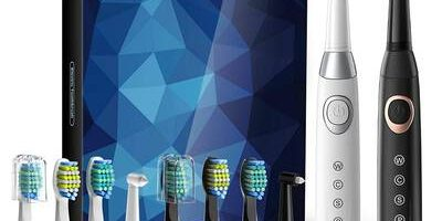 Top 10 Best Electric Toothbrushes in 2021 Reviews
