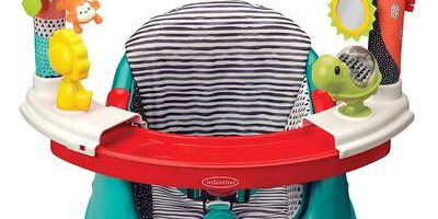Top 10 Best Portable Baby Infant Seats in 2021 Reviews