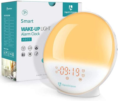 1. HeimVision Sunrise Alarm Clock for Adults and Kids