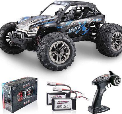 3. SOYEE All Terrain 36 KM/H All Terrain 1:16 Scale Monster Truck Remote Control Car