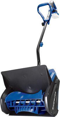 8. Snow Joe 4Ah Battery Quick Charger 13Inch Cordless 24 Volt SS13 Electric Snow Shovel