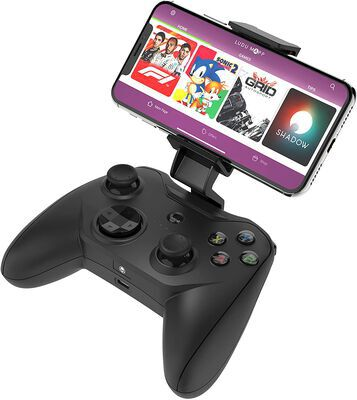 8. Rotor Riot MFi Certified Lag & Latency Compatible Wired w/R3 + L3 Buttons Gamepad Controller