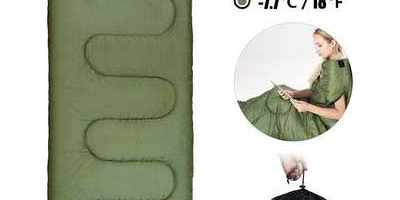 Top 10 Best Sleeping Bags for Camping in 2021 Reviews