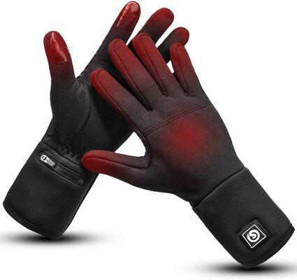 5. DAY WOLF Waterproof Hand Warmer Electric Hand Warmer Waterproof Heated Gloves for Men