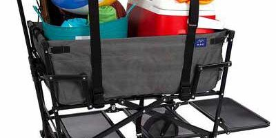 Top 10 Best Folding Wagon Cart in 2021 Reviews