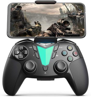 9. IFYOO One Pro Mobile Gaming Gamepad Joystick for iPad iPhone Controller (Black)