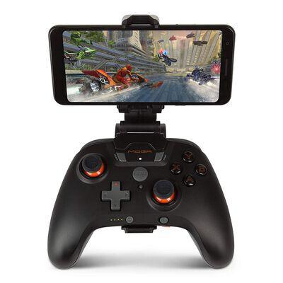 3. PowerA MOGA Detachable Phone Clip XP5-A Bluetooth Controller for Windows 10 & Android