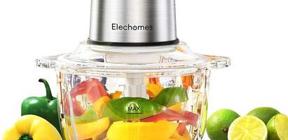 Top 10 Best Food Processors & Vegetable Choppers in 2021 Reviews