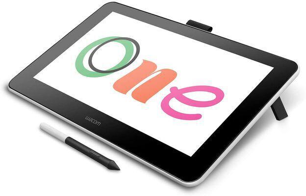 2. Wacom DTC133W0A Digital Drawing Tablet