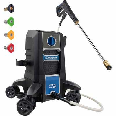 4. Westinghouse 2030 Max PSI Epx3000 High-Performance Electric Pressure Washer