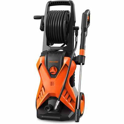 5. PAXCESS Xwasher P2 3000 PSI 1.76 GPM Electric Power Washer Machine w/Hose Reel