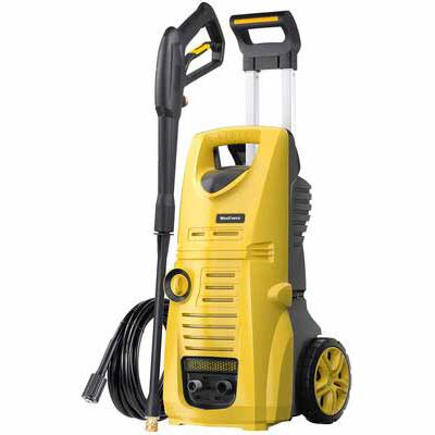 8. WestForce 20 Ft. High Pressure 1800W 3000PSI Car Washer Electric Pressure Washer