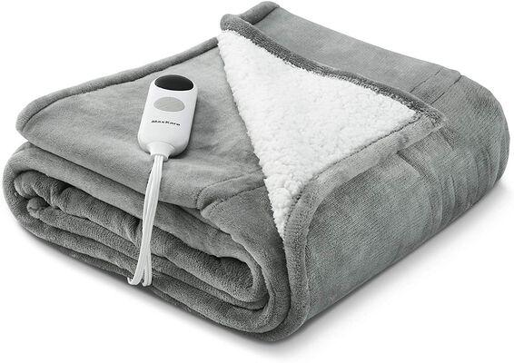 4. MaxKare Electric Blanket, ETL Certification