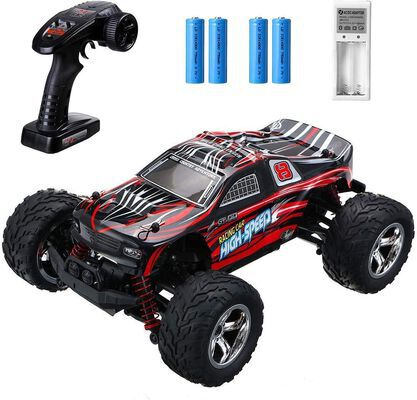 5. EACCHINE 1:20 Scale ECO9 2.4 GHz All Terrain 4WD off Road High-Speed Remote Control Car