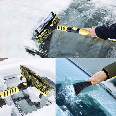 3. LOFTEK Car Snow Brush & Ice Scraper