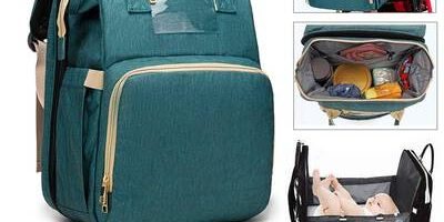 Top 10 Best Diaper Bag Backpacks in 2021 Reviews