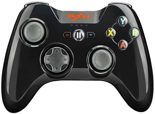 7. PXN 6603 Speedy MFi Gamepad Wireless Mobile Gaming Controller for Apple TV, iPod, iOS (Black)
